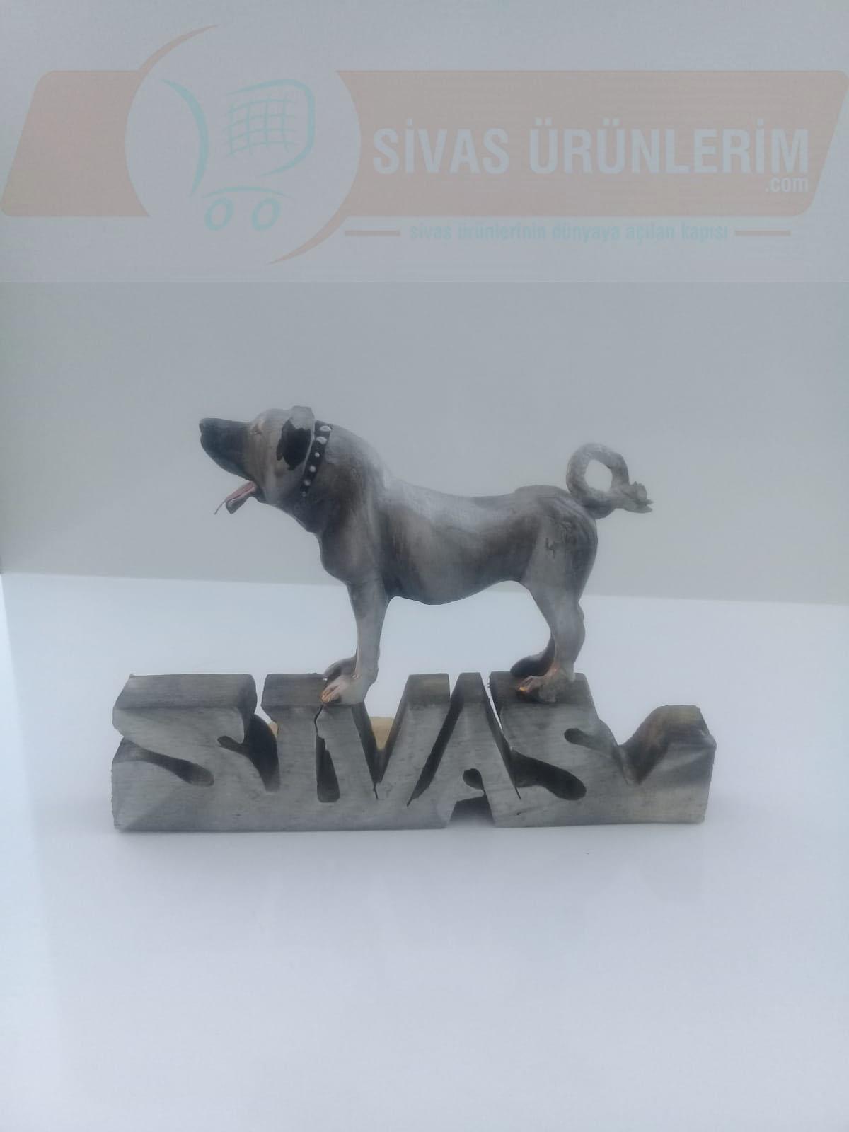 Sivas Yazılı Kangal Köpek Biblosu