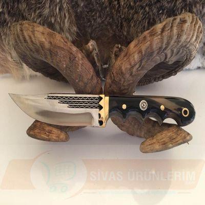 25 cm Zincir İşlemeli Bıçak