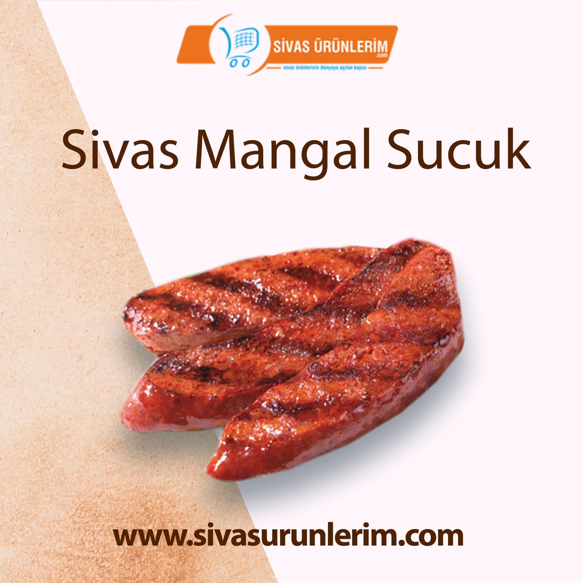 Sivas Mangal Sucuk