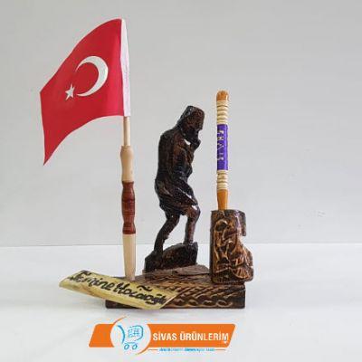 Atatürk Figürlü Sivas Hatırası