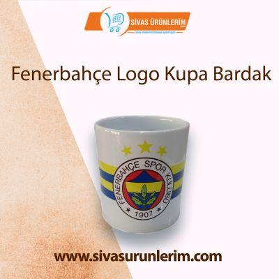 Fenerbahçe Logo Kupa Bardak