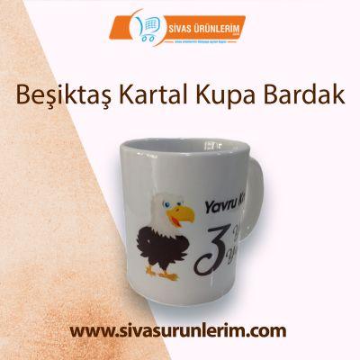 Beşiktaş Kartal Kupa Bardak
