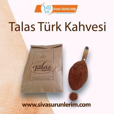 100 gr Talas Türk Kahvesi