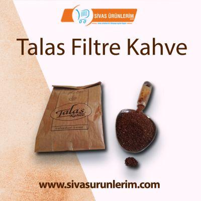 100 gr Talas Filtre Kahve