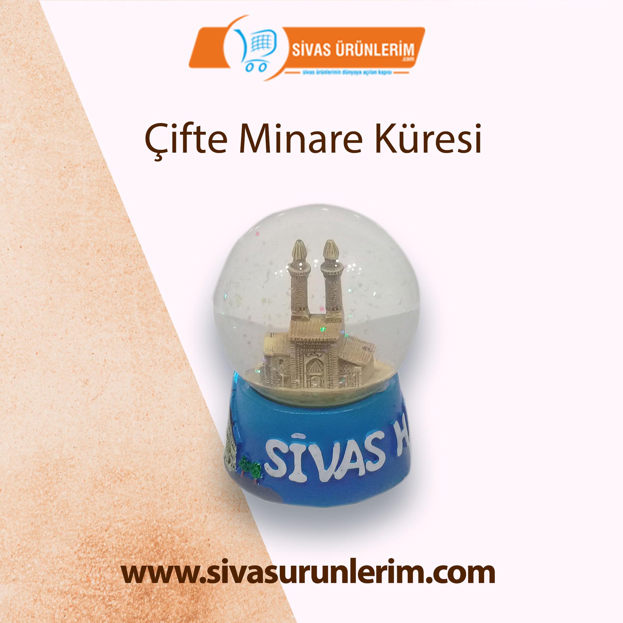 Çifte Minare Küresi
