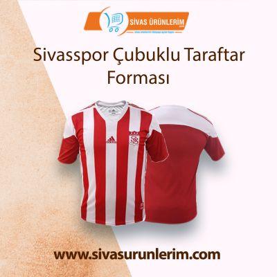Sivasspor Çubuklu Taraftar Forması