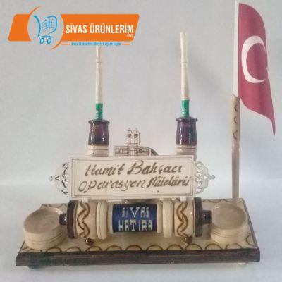 Sivas Ahşap Kalemlik