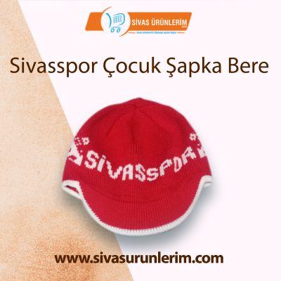 Sivasspor Çocuk Şapka Bere