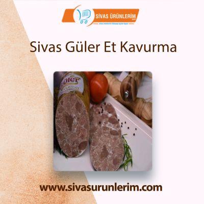 Sivas Güler Et Kavurma