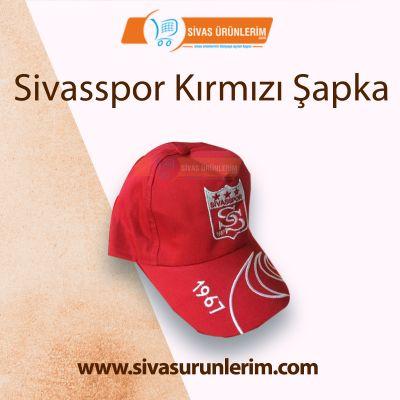 Sivasspor Kırmızı Şapka