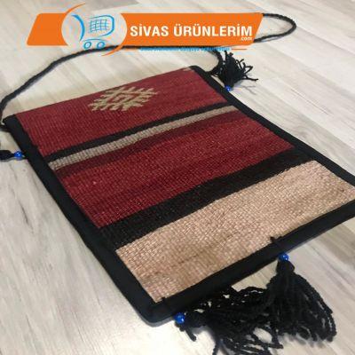 Sivas El Dokuma Kilim Heybe