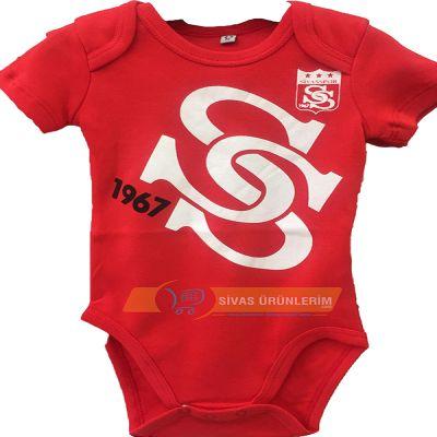Sivasspor renkli bebek zıbın