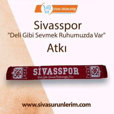 Sivasspor Taraftar Atkı