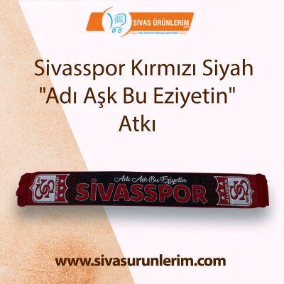 Sivasspor Kırmızı Siyah
