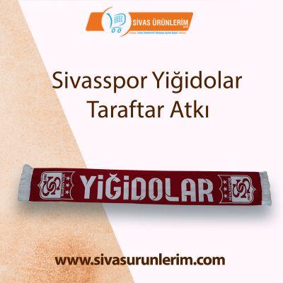 Sivasspor Yiğidolar Taraftar Atkı