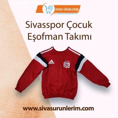 Sivasspor Çocuk Eşofman Takımı