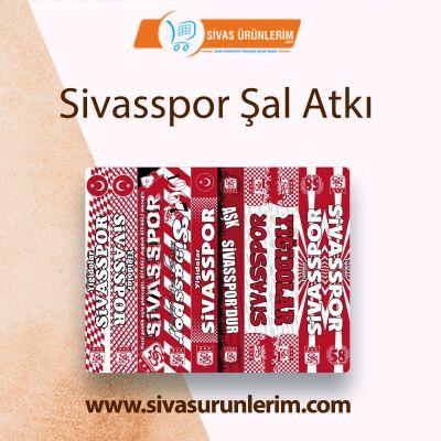 Sivasspor Şal Atkı