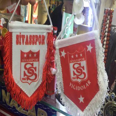 Sivasspor Araba Ayna Barağı