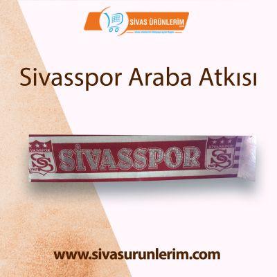 Sivasspor Araba Atkısı