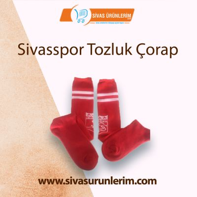 Sivasspor Tozluk Çorap