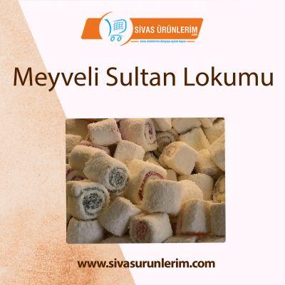 Meyveli Sultan Lokumu