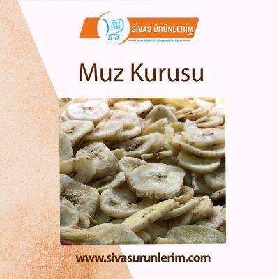 Muz Kurusu