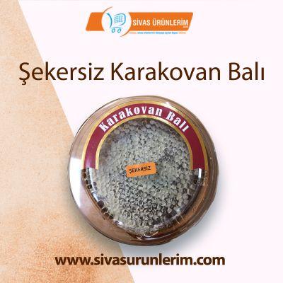 Şekersiz Karakovan Balı