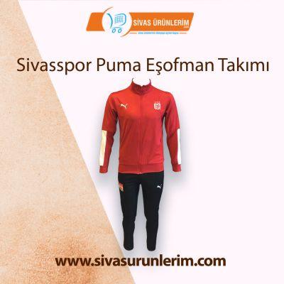 Sivasspor Puma Çocuk Eşofman Takımı